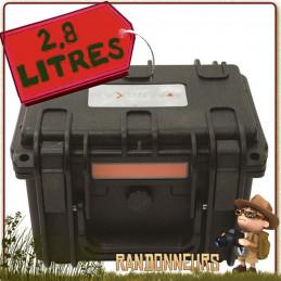 Valise Rigide Etanche XPLOR 3 Litres Urikan transport matériel expédition raid 4x4