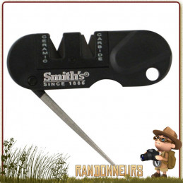 Affuteur de poche PP1 pour Couteaux de poche survie bushcraft randonnée SMITHs