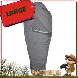 Drap de Couchage Thermarest Large dit sac à viande pour le confort et protection de votre sac de couchage trekking