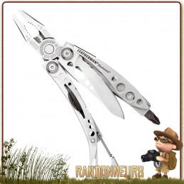 pince multifonctions SKELETOOL Leatherman est un outil pour la survie, bricolage, bushcraft