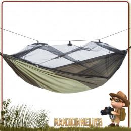 Hamac Moskito Traveller Thermo Amazonas de bivouac bushcraft trekking léger avec moustiquaire