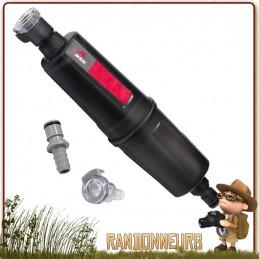 filtre paille Thru-Link MSR est un système de filtration pour l'eau potable de randonnée