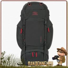 Sac à Dos RAMBLER 44 Litres Highlander de randonnée idéal pour le trekking tout temps avec son tissu déperlant