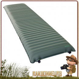 NEOAIR Topo Luxe Thermarest Large matelas gonflable chaud epais confortable de randonnee legere