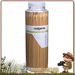 récipient de stockage alimentaire tritan sans bpa nalgene pour préserver les denrées au camping survie