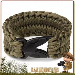 meilleur bracelet survie paracorde grande longueur paracord us nylon