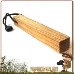 Baton Bois Résineux Tinder On The Rope Light My Fire allume feu bushcraft france