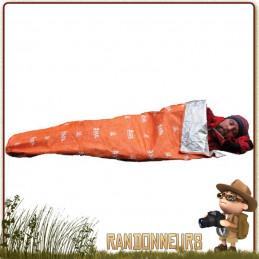 sursac bivy bag de survie SOL Survive Outdoors Longer se protéger du froid, sursac abri survie bivi bag Escape Lite Sol
