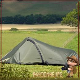Tente militaire moins de 2kg, une place, la tente ionosphere Snugpak est compacte et ultra légère en tente tunnel