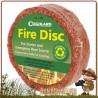 Copeaux de bois allume feu Coghlan's. imprégnés de cire permettant l'allumage rapide de votre feu de camp bushcraft
