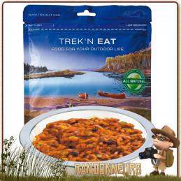 Bœuf à la Hongroise aux Pâtes Trek'n Eat lyophilisé, simple et rapide à préparer en versant simplement de l'eau chaude