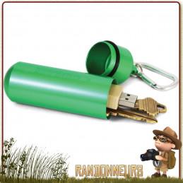 Boite étanche en aluminium 32 ml Coghlan's pour la protection de votre petit équipement