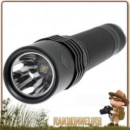 Lampe torche puissante, la FENIX E20 donne 250 lumens sur près de 208 mètres, seulement sur deux piles AA