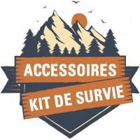 Accessoires Kit de Survie