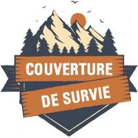 Couverture de Survie hypothermique meilleur tarp abri survie couverture all weather grabber poncho de survie sol de protection accident survivaliste
