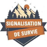 sifflet de survie puissant 120 db d'urgence solas meilleur sifflet de secours en randonnee montagne miroir de positionnement de survie heliographe baton lumineux de survie
