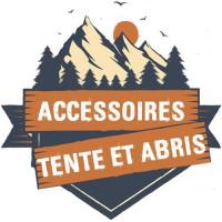 Accessoire Tente Abri survie piquet de tente militaire acier kit de reparation pour toile tarp survie bushcraft mat telescopique abri de secours en montagne